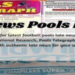 Week 3 Pool Late News Papers 2021: Bigwin Soccer, Pool Telegraph