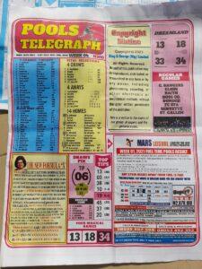 week 4 pool telegraph 2021 page 1