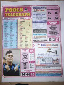 week 9 pools telegraph 2021 page 1