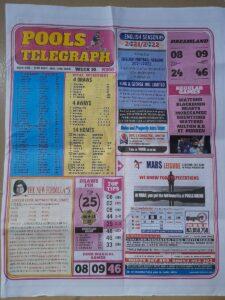 week 10 pool telegraph 2021 page 1