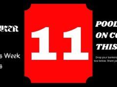 Pool Draw This Week 11; Pool Banker Room 2021: Sure Pool Banker For This Week