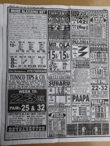 week 11 pool telegraph 2021 page 5