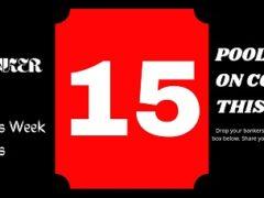 Pool Draw This Week 15; Pool Banker Room 2021: Sure Pool Banker For This Week