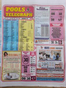 week 15 pool telegraph 2021 page 1