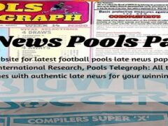 Week 16 Pool Late News Papers 2021: Bigwin Soccer, Pool Telegraph