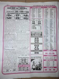 week 16 pool telegraph 2021 page 2